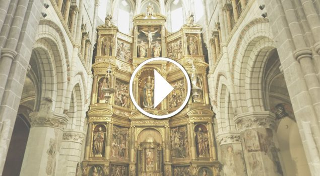 Visita virtual de la Catedral de Tarazona